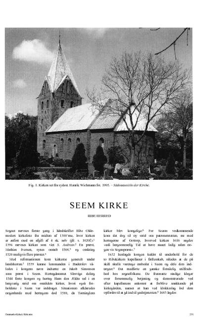 Seem Kirke