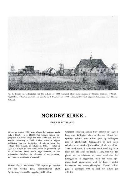 Nordby Kirke