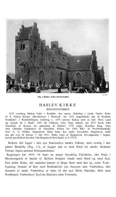 Haslev Kirke
