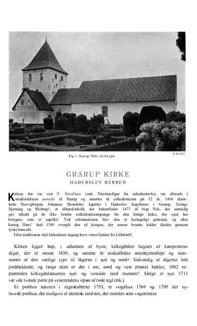 Grarup Kirke