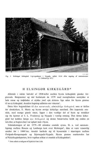 Helsingør Kirkegård
