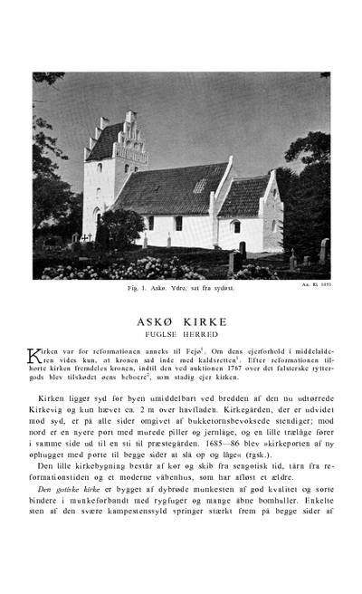Askø Kirke