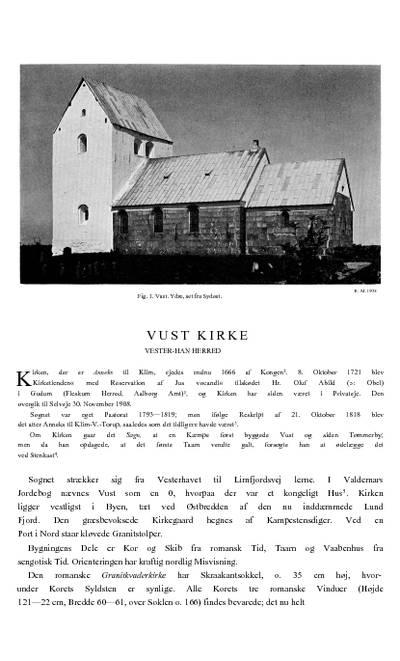 Vust Kirke