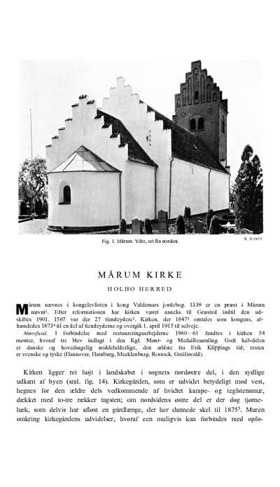 Mårum Kirke