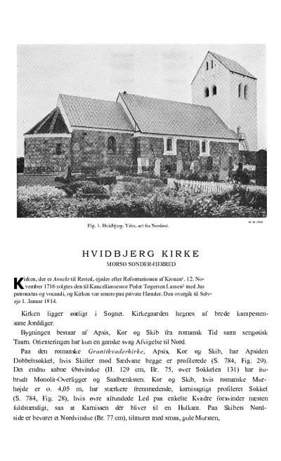 Hvidbjerg Kirke