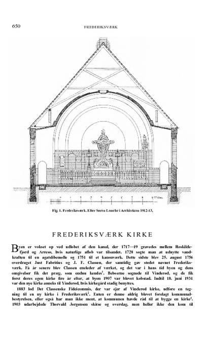 Frederiksværk Kirke