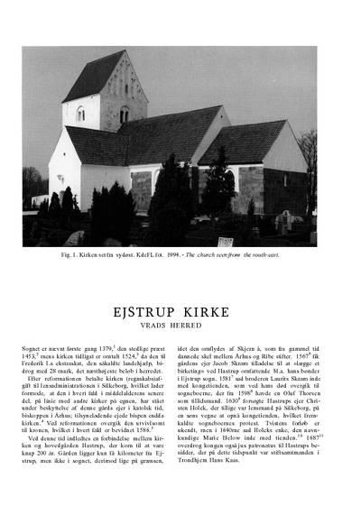 Ejstrup Kirke