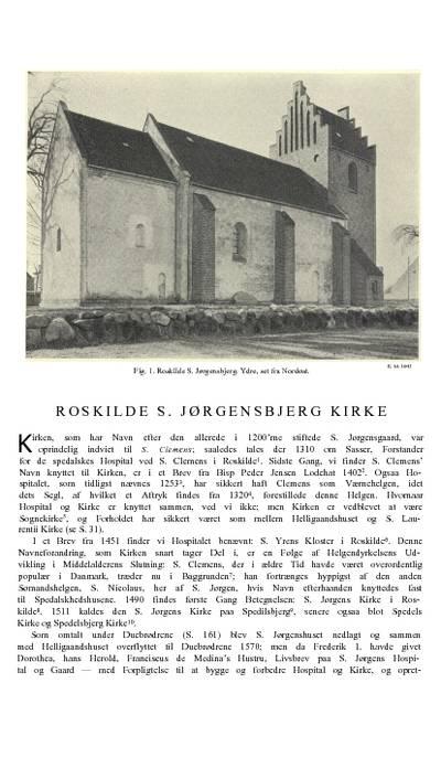 Skt. Jørgensbjerg Kirke