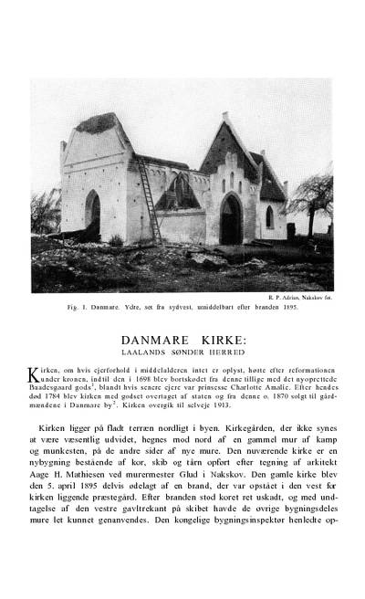 Dannemare Kirke