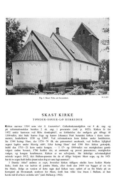 Sønder Skast Kirke