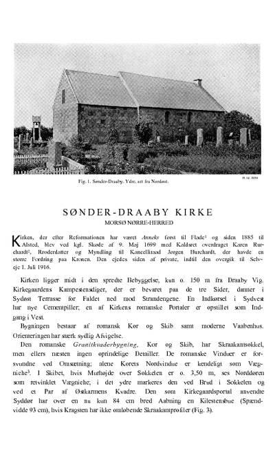 Sønder Dråby Kirke