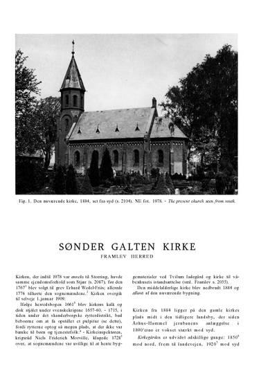 Sønder Galten Kirke
