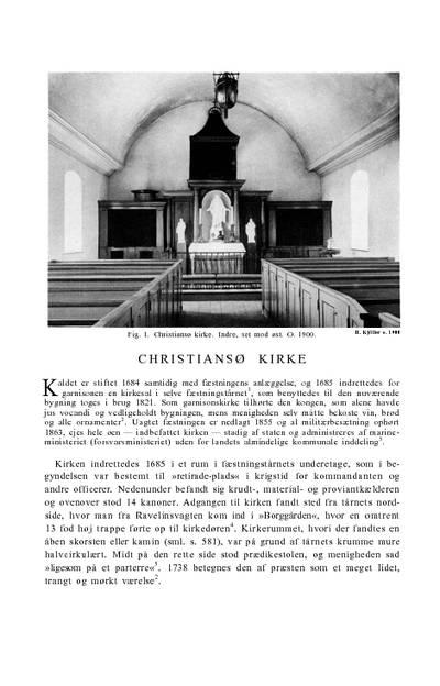 Christiansø Kirke