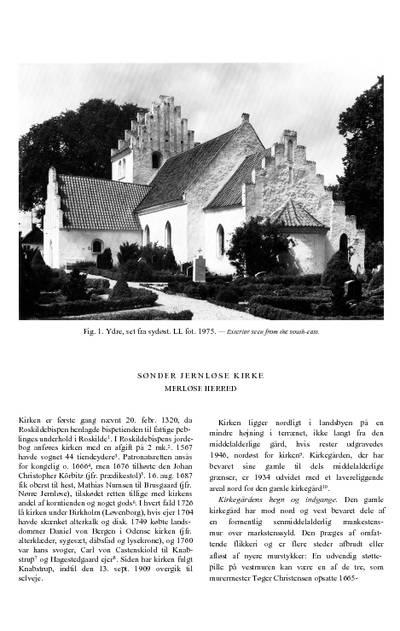 Sønder Jernløse Kirke