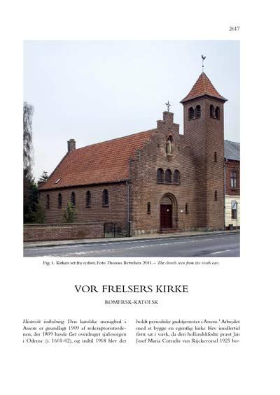 Vor Frelsers Kirke (rom.-kat.)