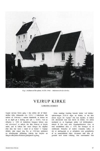 Vejrup Kirke
