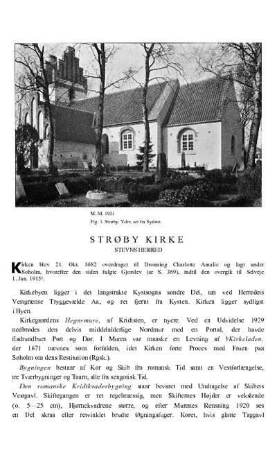 Strøby Kirke