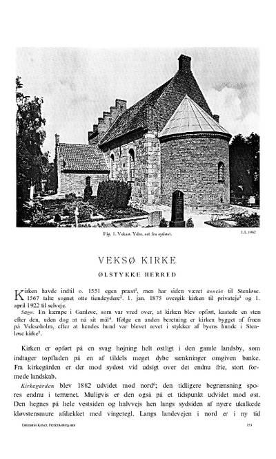 Veksø Kirke