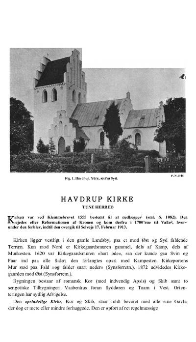Havdrup Kirke