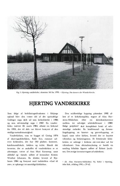 Hjerting Vandrekirke