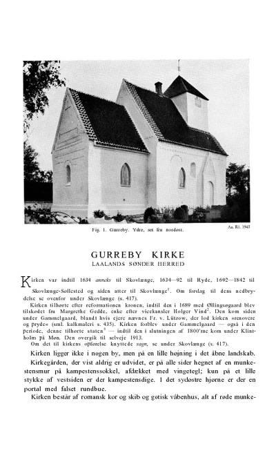 Gurreby Kirke