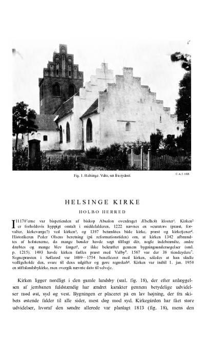 Helsinge Kirke