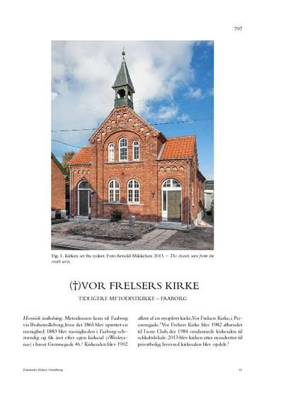 Vor Frelsers Kirke, Faaborg