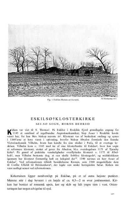 Eskilsø Klosterkirke