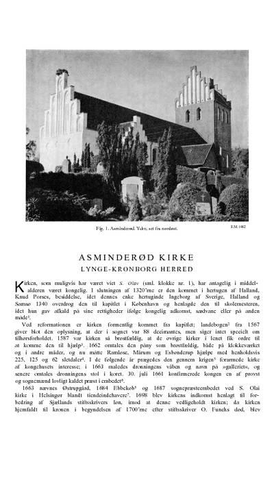 Asminderød Kirke