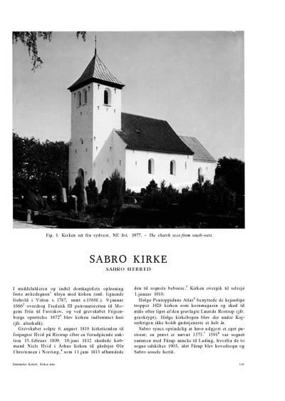 Sabro Kirke