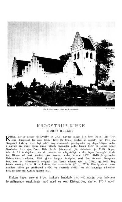Krogstrup Kirke