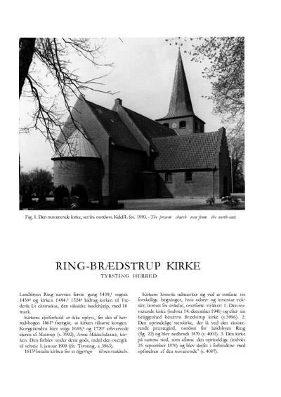 Ring-Brædstrup Kirke