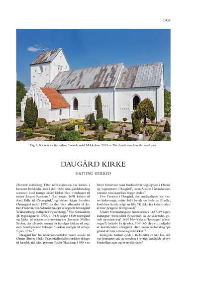Daugård Kirke