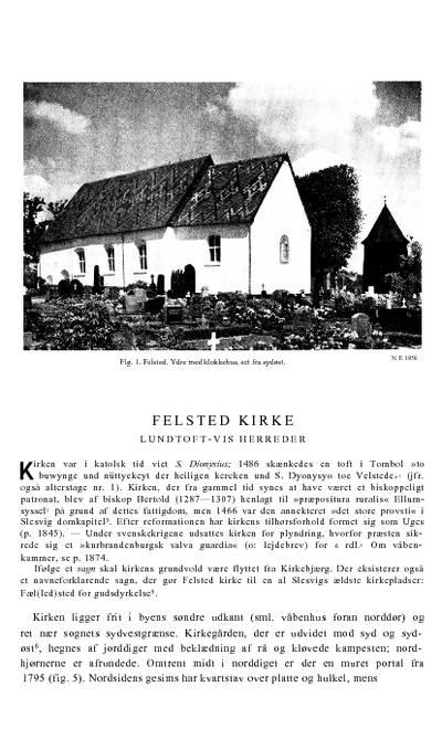 Felsted Kirke