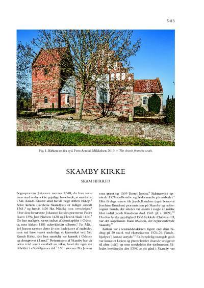 Skamby Kirke