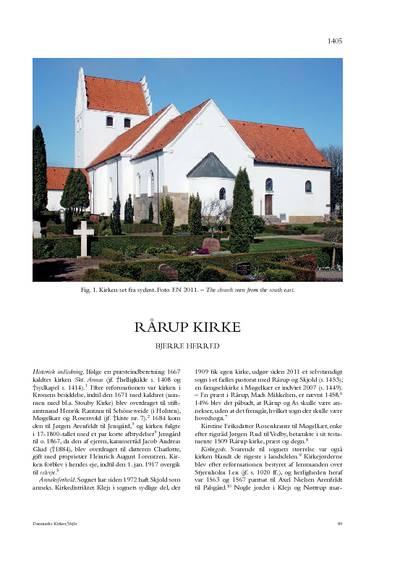Rårup Kirke