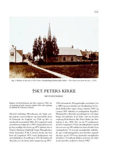 Skt Peters †Kirke
