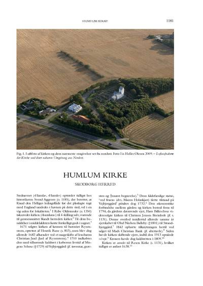 Humlum Kirke