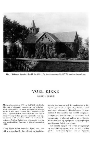 Voel Kirke