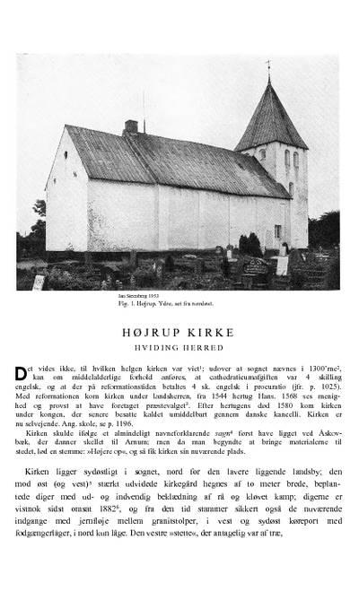 Højrup Kirke